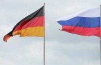 Німецький експорт до Росії скоротився на третину