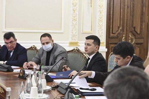 СМИ обнародовали список контрабандистов, против которых СНБО вводит санкции