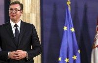 У Сербії розслідують прослуховування президента Вучича