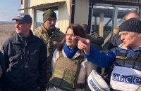 Глава ОБСЕ посетит Донбасс