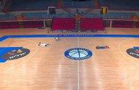 Ракетна атака перервала баскетбольний матч в Ізраїлі
