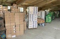 СБУ викрила підпільне виробництво агрохімікатів майже на 5 млн грн
