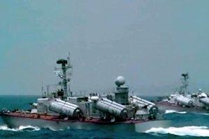 Россия направила эсминец в Сирию, - источник