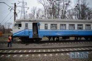 У Луганській області відновили рух потягів на підірваній ділянці