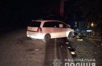 У Миколаївській області Opel зіткнувся з вантажівкою, серед постраждалих 5 неповнолітніх