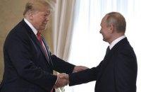 Путін розповів про позицію Трампа щодо Криму