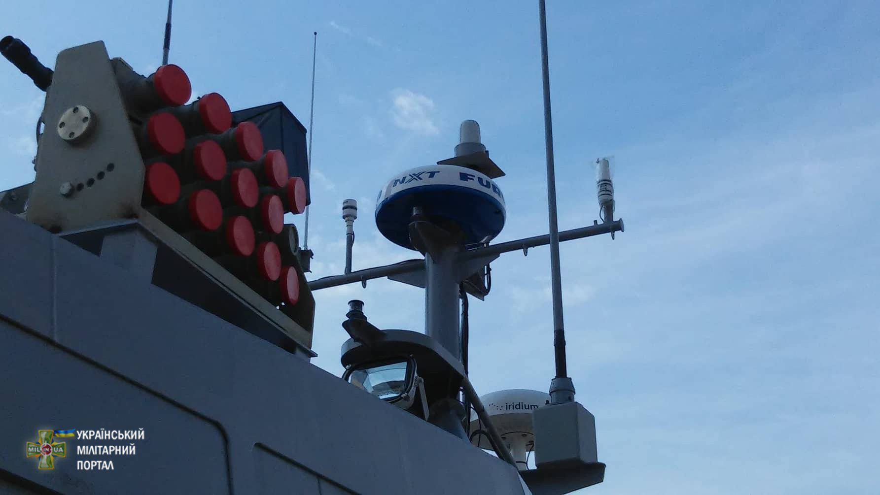 Радиолокационная станция производства фирмы Furuno