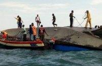 При крушении парома в Танзании погибли 136 человек