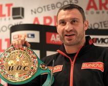 Виталий Кличко завел личный блог в ЖЖ