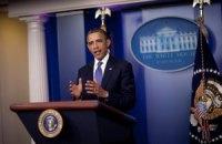 """Обама закликав Конгрес схвалити військову операцію проти """"Ісламської держави"""""""