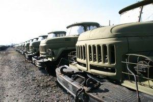 У Луганській області підірвалася вантажівка з військовими