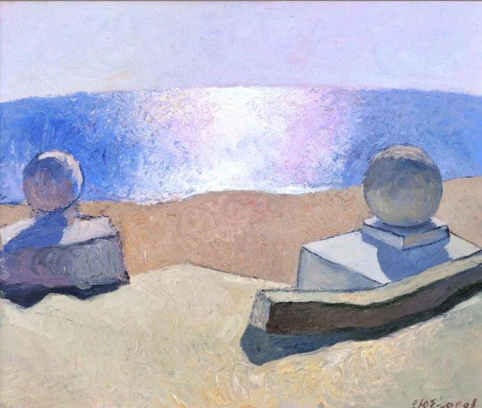 """Юрій Єгоров, """"На яскравому сонці"""", 2000"""