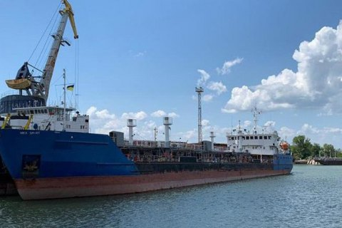 Механік російського танкера розповів про дії СБУ під час обшуку