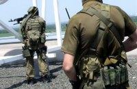 Боевики обстреляли из пулеметов участок разведения у Золотого