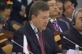 Янукович отправился в Стамбул