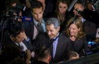 Саркозі повертається