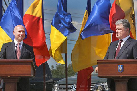 Прем'єр Молдови виступив за спільну заявку в ЄС з Україною і Грузією