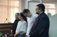 Суд взял одного из нападавших на Найема под домашний арест