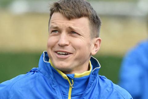 Ротань назначен главным тренером молодежной сборной Украины