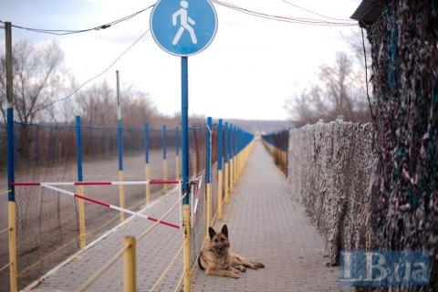 Україна надала автобуси для перевезення громадян через лінію розмежування, але окупанти їх не пускають