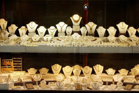 ДФС вилучила товару на 5 млн гривень у мережі ювелірних магазинів у Запорізькій області