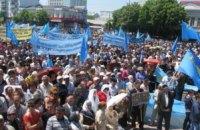 Кримські татари ще не вирішили, з ким підуть на вибори в Раду