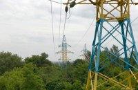 Из-за непогоды обесточены 15 населенных пунктов в Запорожской и Черкасской областях