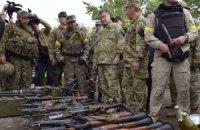 Перед приездом Порошенко в Славянске задержали диверсантов