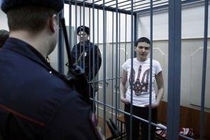 Савченко має намір оголосити сухе голодування