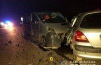 Два человека погибли в тройном ДТП в Ровенской области