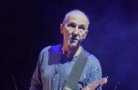 Російському рок-музиканту Петру Мамонову заборонили в'їзд в Україну