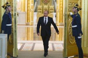 Россия признала Порошенко президентом