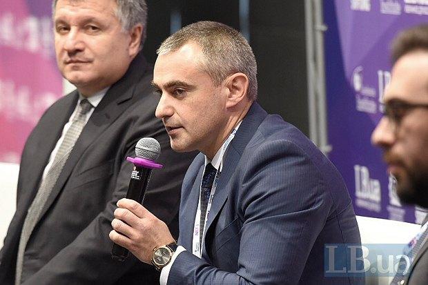 заместитель главы Службы безопасности Украины Виктор Кононенко