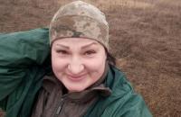 На Донбассе погибла волонтер и доброволец Яна Червоная
