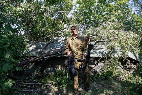 Бойовики замаскували близько 60 одиниць бронетехніки в районі Роздольного, - ІО