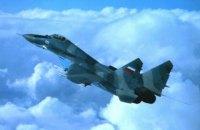 Турция сообщила об очередной погоне МиГ-29 за ее истребителями