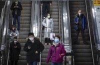 Через новий спалах COVID-19 у Китаї під карантин потрапили понад 100 млн осіб
