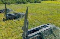 """Ракетні комплекси """"Точка-У"""" під окупованим Кримом відпрацювали наведення на цілі"""