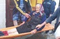 В Украине из-за непогоды обесточило 209 населенных пунктов, подтоплены 174 дома