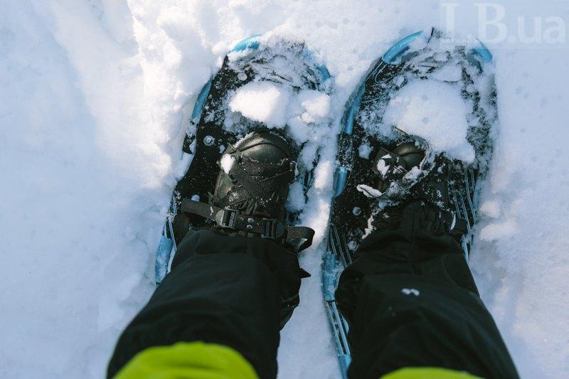 Снігоступи