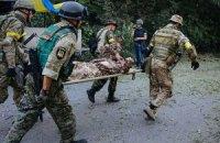 У п'ятницю на Донбасі українські військові не гинули