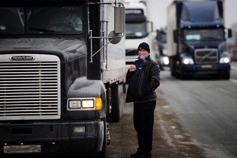 Турция ввела визы для российских дальнобойщиков