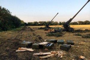 Росія знову обстріляла сили АТО