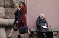 Доплати пенсіонерам у віці 70-75 років введуть з жовтня 2022 року