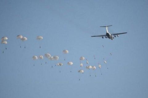 """Британские военные совершили в Украине """"наибольшую за двадцатилетие"""" десантную операцию"""
