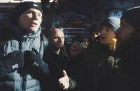 """Ультрас провели """"воспитательную беседу"""" с игроками """"Шахтера"""" из-за акции в поддержку воинов АТО"""