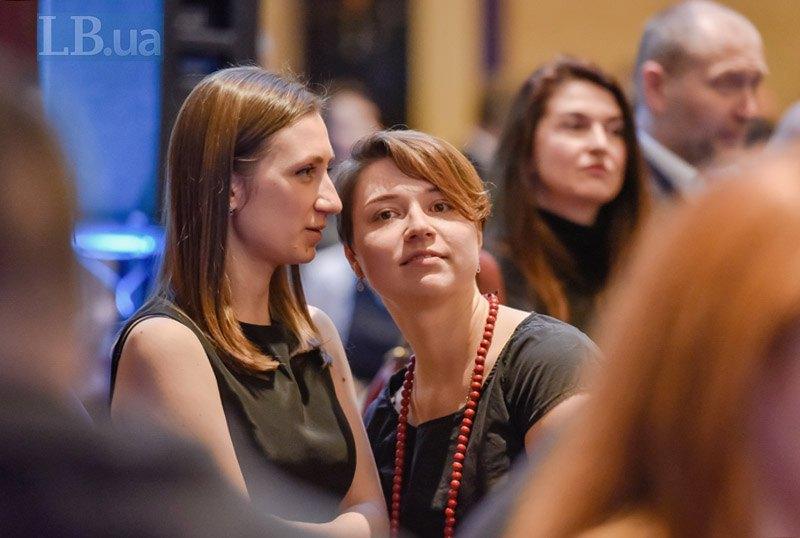 Виктория Матола и Виктория Герасимчук, LB.ua
