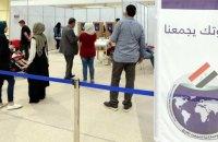 В Іраку після заклику до перерахунку голосів на виборах загорівся склад з бюлетенями