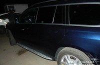 У Києві п'яний працівник автомийки катався на автомобілі клієнта і розбив його