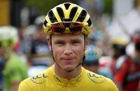 """Крис Фрум в третий раз выиграл """"Тур де Франс"""""""